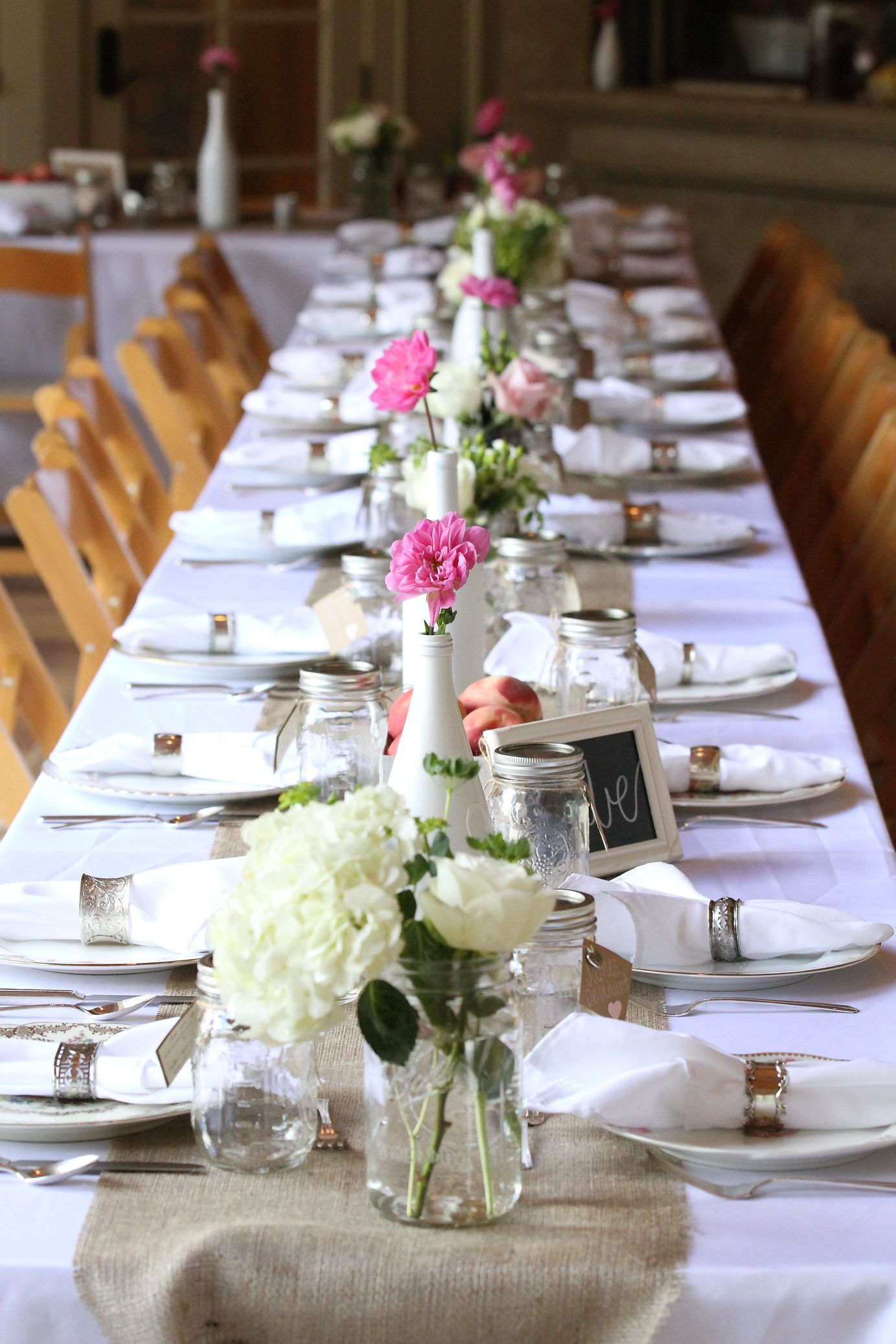 Peachtree Images Atl., Ga Amber's wedding table Bridal