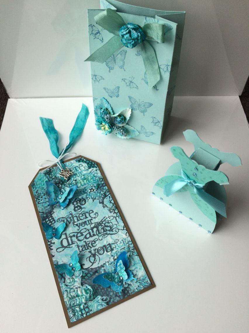 Geschenkset Seifen- und Lippenbalsam-Verpackung