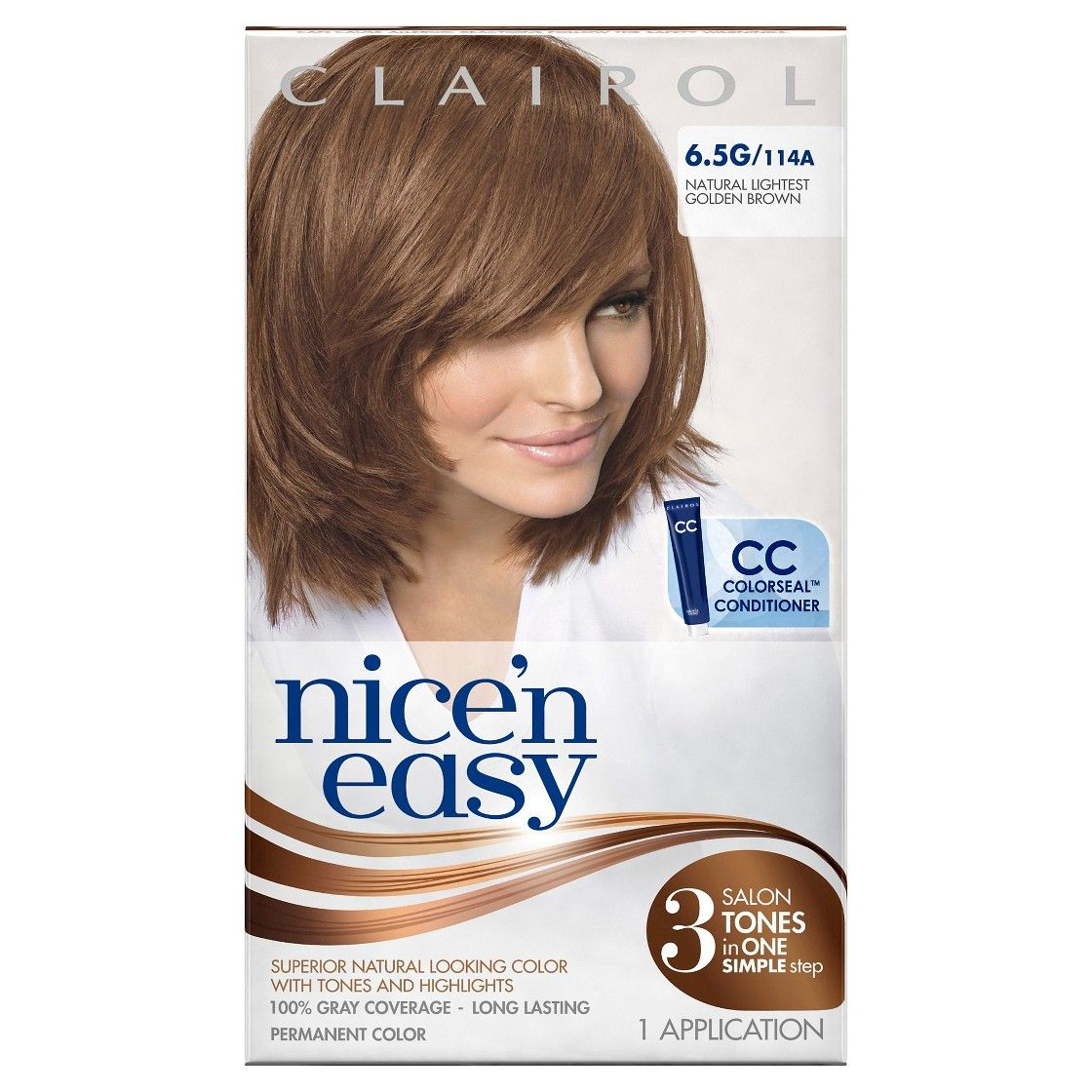 Clairol Nice N Easy Hair Color Best Hair Dye Pinterest