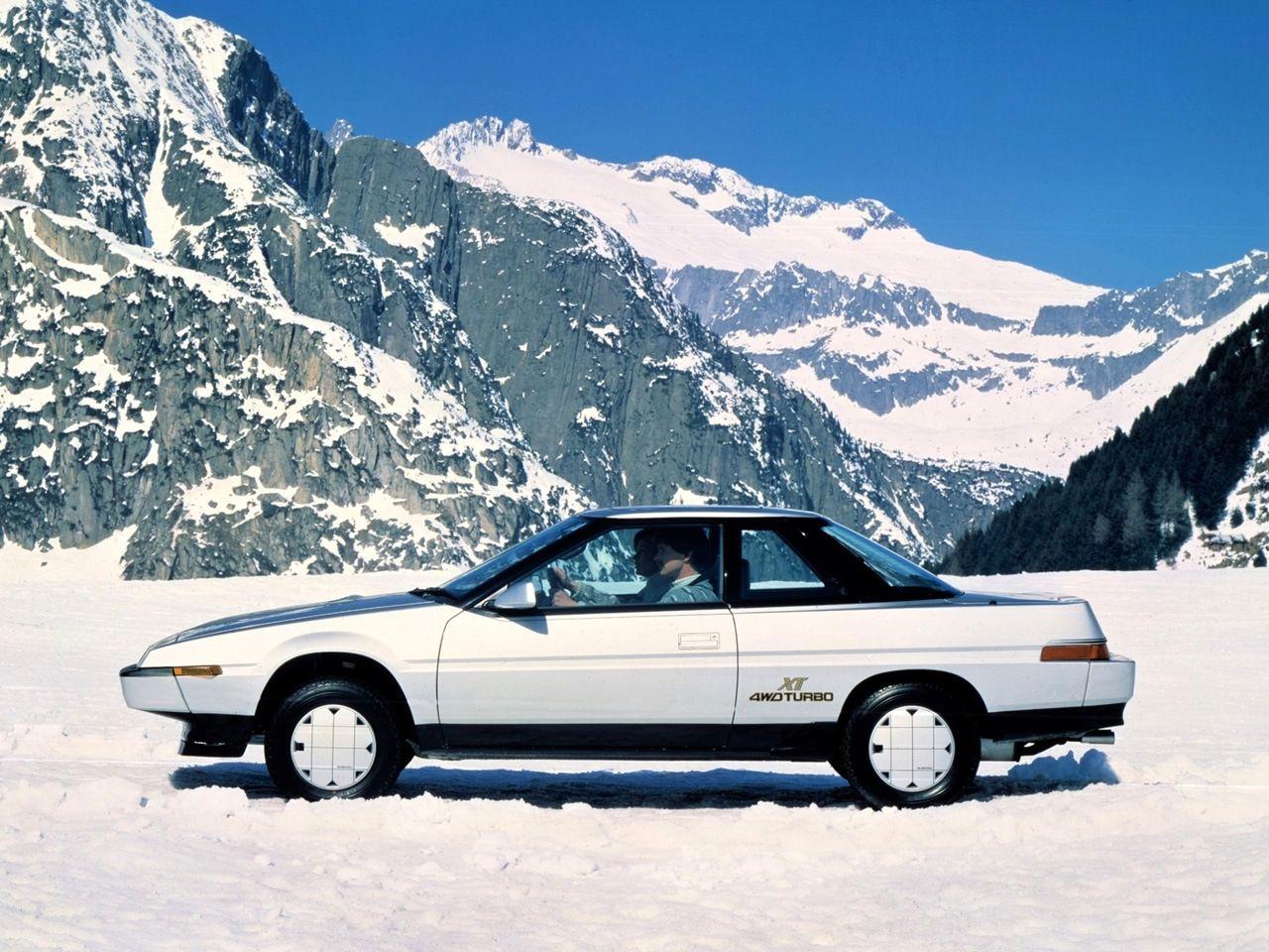 Subaru-XT-4WD-Turbo