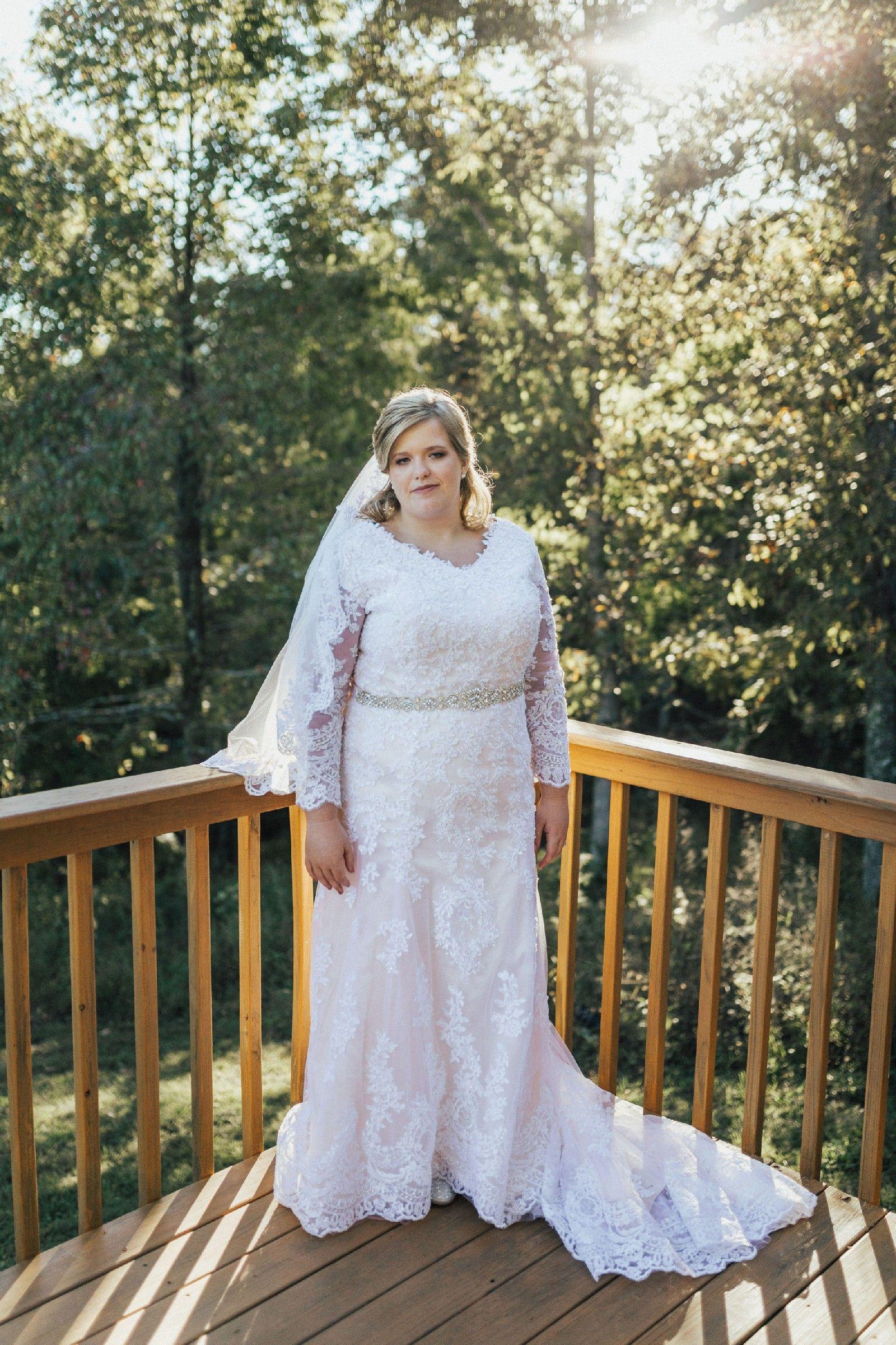 A Line Wedding Dress A Line Wedding Dress Conservative Wedding Dress Classic Wedding Dress