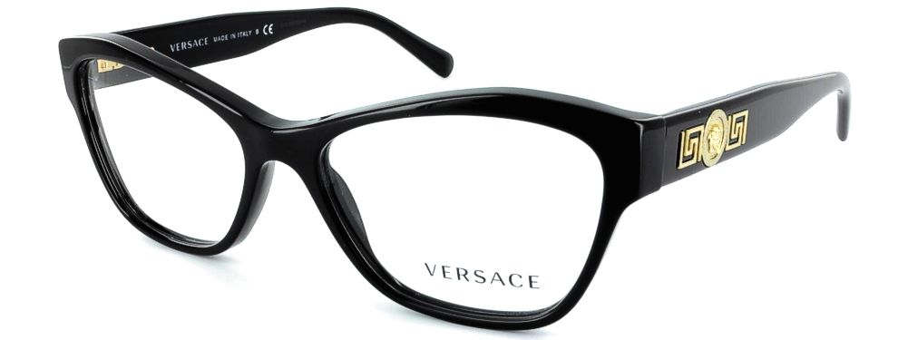 9a59f602ae439 Love these Versace eyeglasses