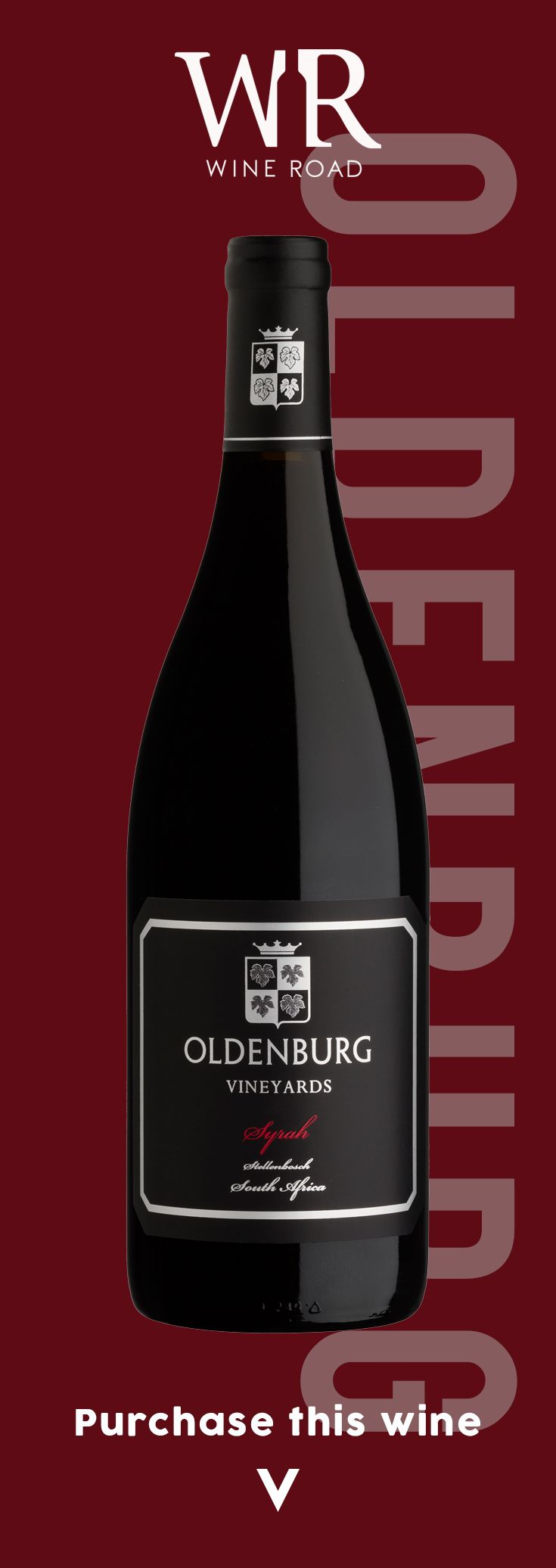 Oldenburg Syrah Magnum Wines Syrah Wine