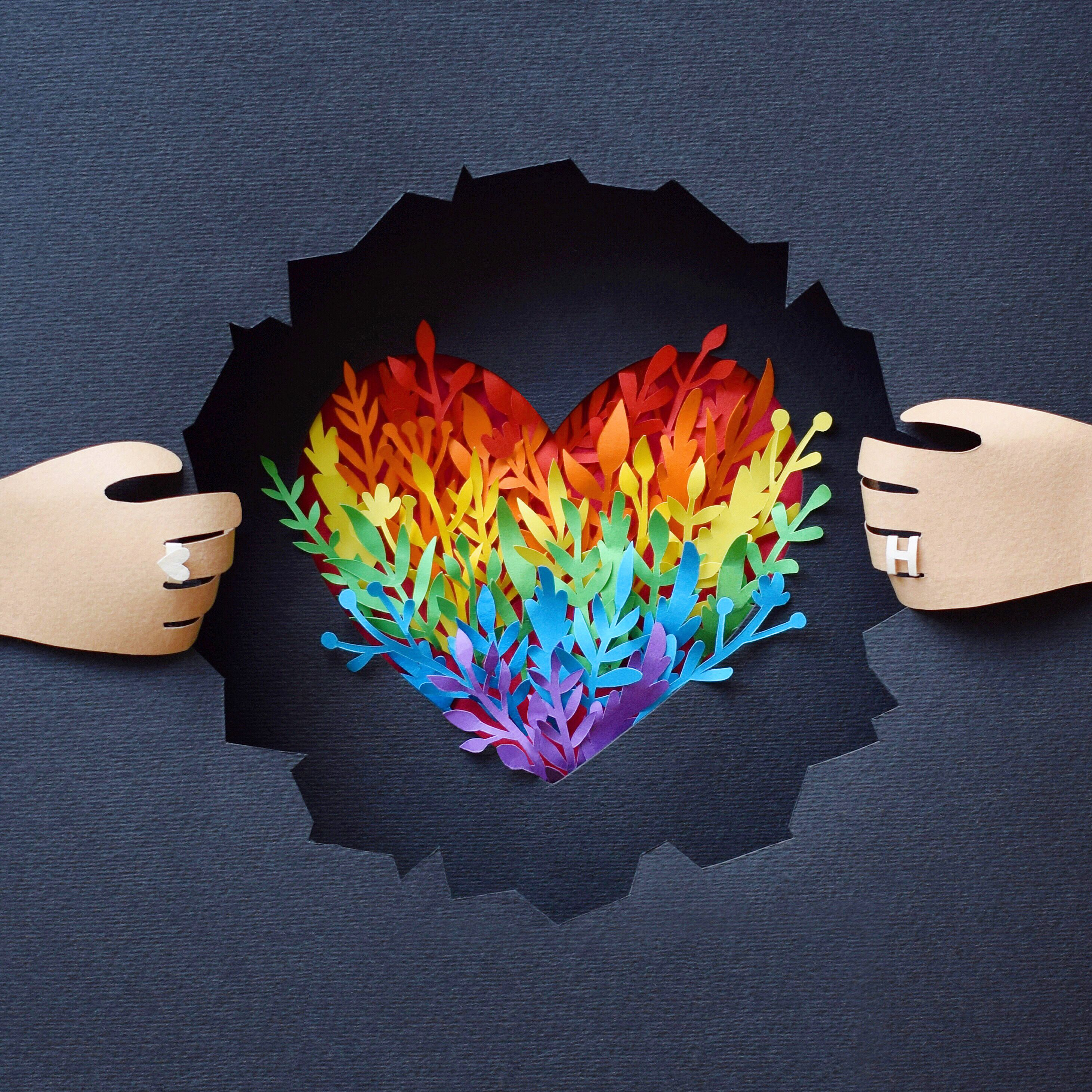 Pin On Paper Art