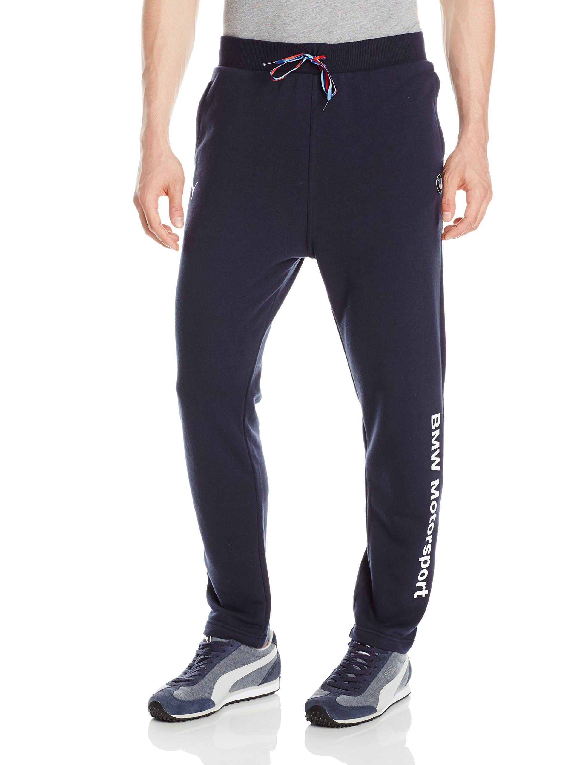 fdf3caa4 PUMA Men's Bmw MSP Sweat Pants at Amazon Men's Clothing store: | My ...