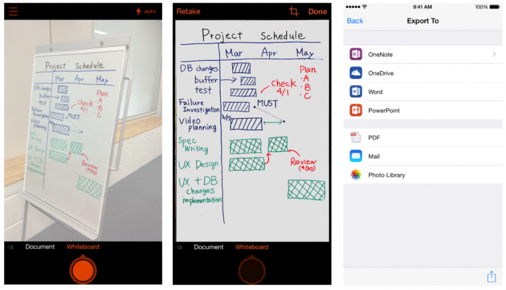 Office Lens comes to iPhone and Android Office lens