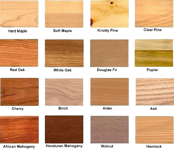 Wood Finishes and Features (With images) Staining wood