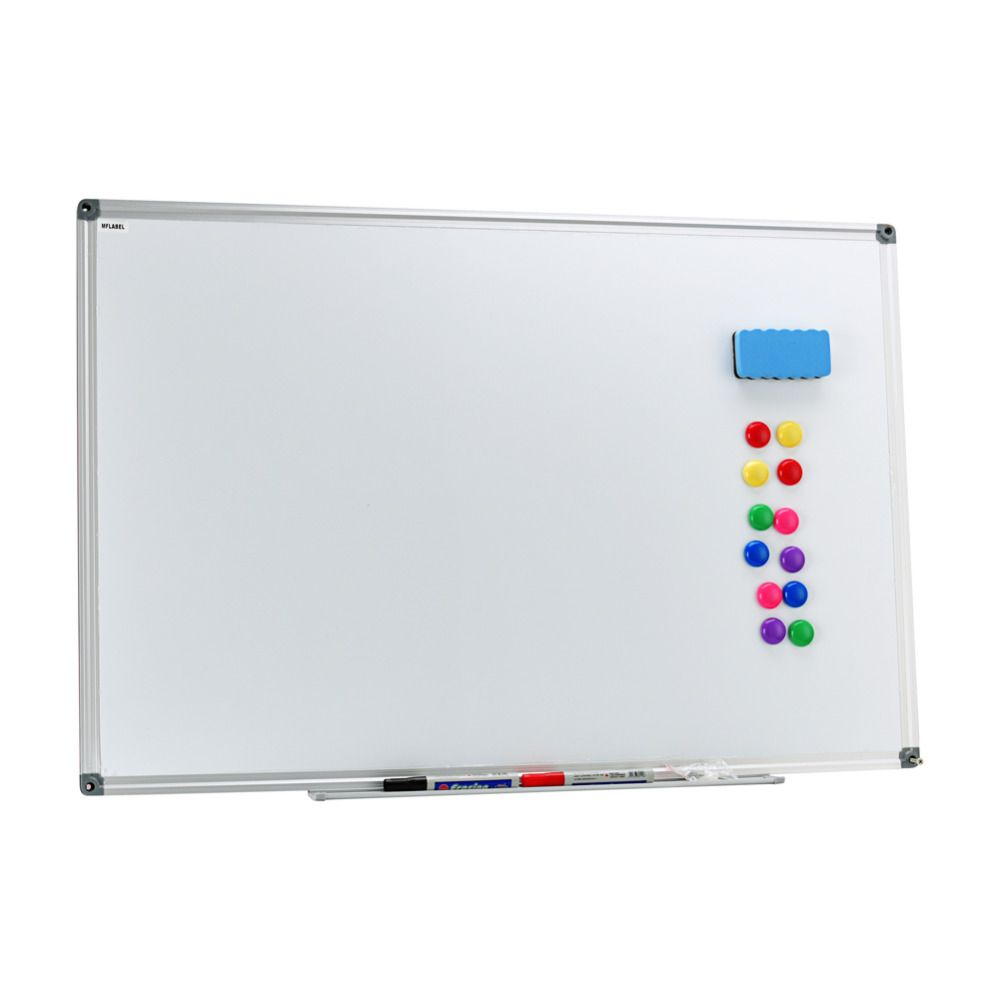 New Office School Medium Large Magnetic Whiteboard Dry Wipe Drawing ...