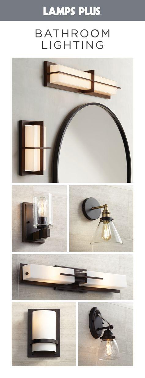 Photo of Badezimmerleuchten & Waschtischleuchten | Lampen Plus