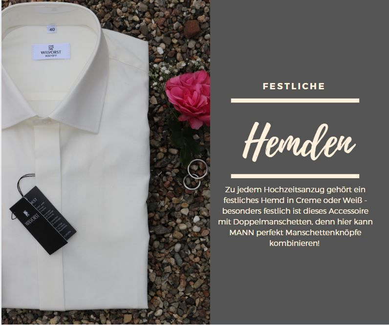 Zu Jedem Festlichen Anzug Gehort Auch Ein Festliches Hemd Besonders Festlich Wird Dieses Accessoire Mit Dop In 2020 Brautigam Mode Hochzeitsanzug Hochzeitsaccessoires