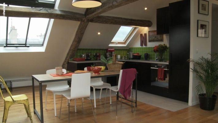 deco-appartement-comble-6.jpg (711×400) | appart sous combles ...