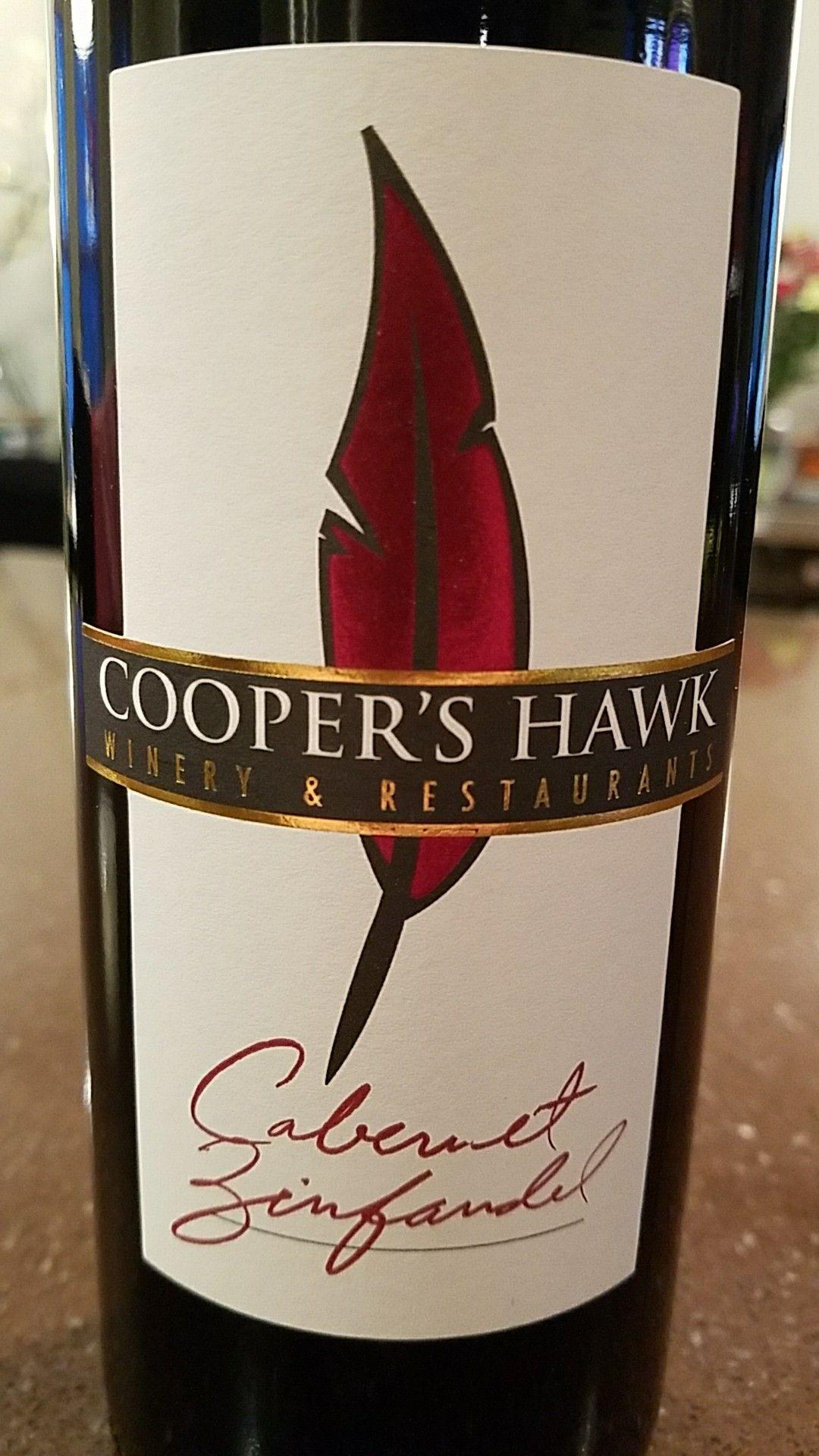 Cooper S Hawk Cab Zin Cooper S Hawk Cooperation Hawk