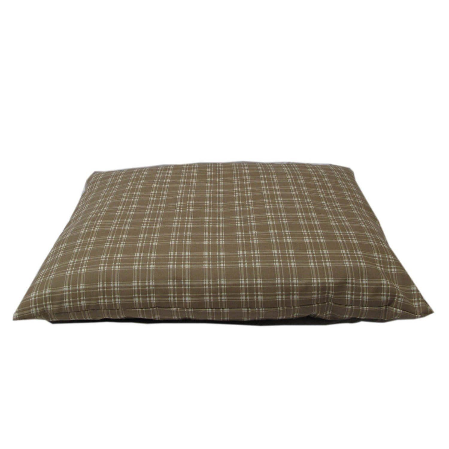 Carolina Cat Co Indoor Outdoor Shebang Cat Bed Green Plaid Trust Me This Is Great Click The Image C Outdoor Pet Bed Cat Bed Furniture Pet Companies