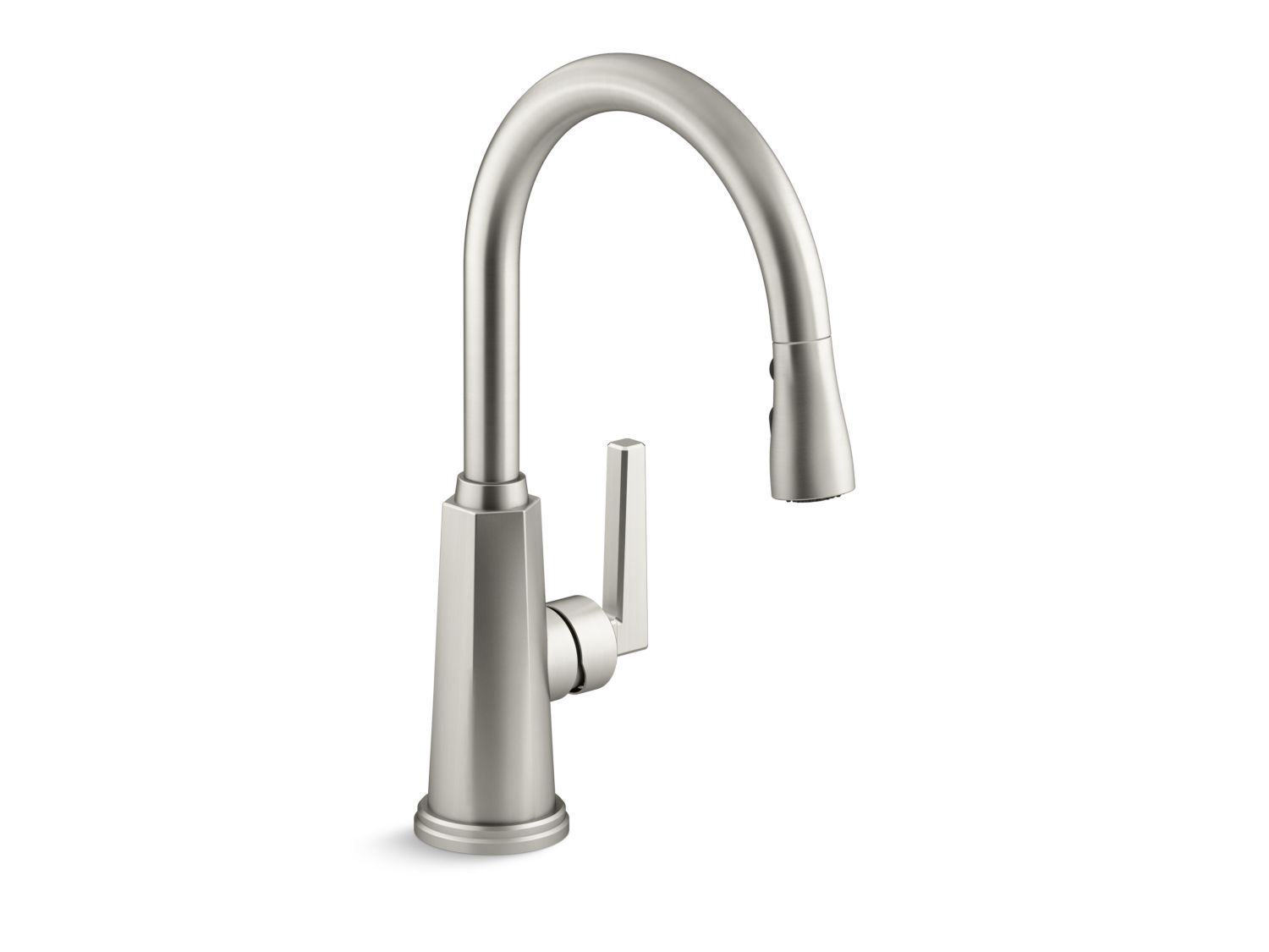 Pull-Down Kitchen Faucet | Kitchen faucets, Faucet and Kitchens