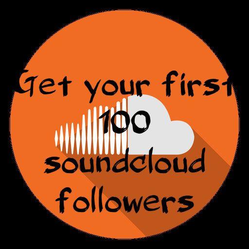100 Soundcloud Followers - 167 86 90 163