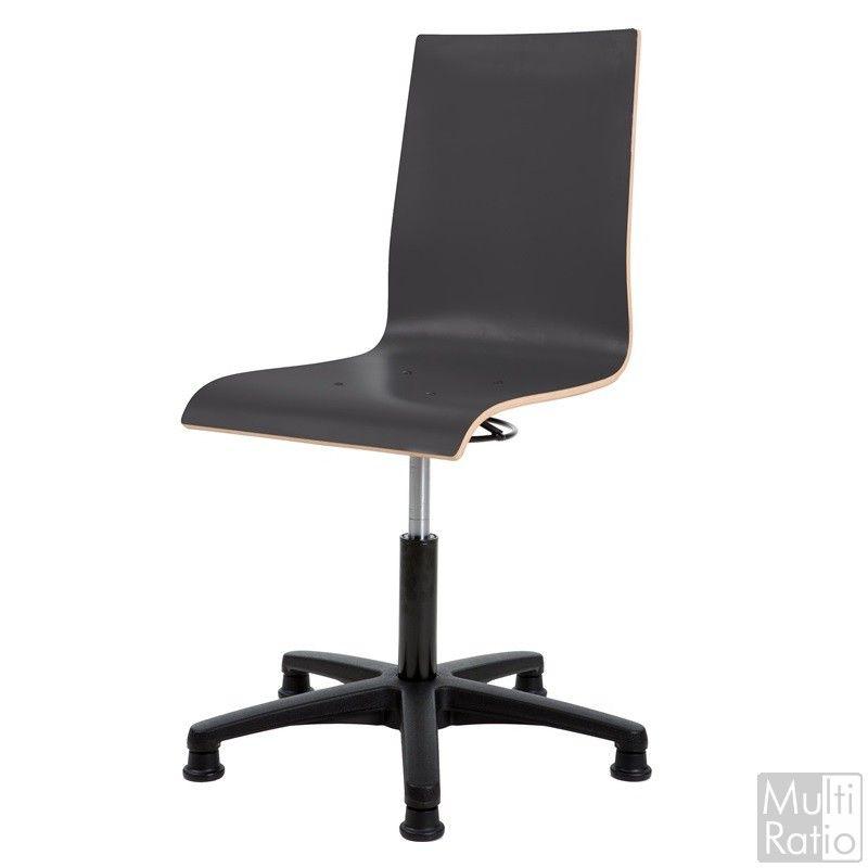 De HPL160 is een zeer fraaie onderwijsstoel gemaakt van HPL plaatmateriaal en leverbaar in antraciet of wit. De moderne vorm en het mooie aanzien van de HPL160 zorgt ervoor dat deze stoel gebruikt kan worden op allerlei locaties en voor diverse werkzaamheden.