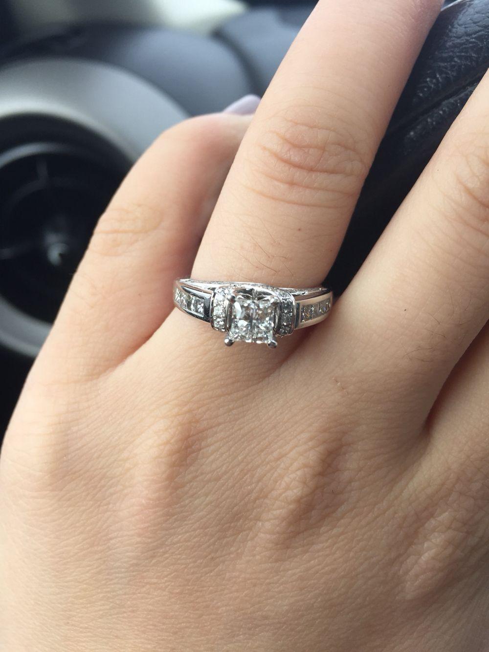 tolkowsky engagement ring engagementring diamond Wedding
