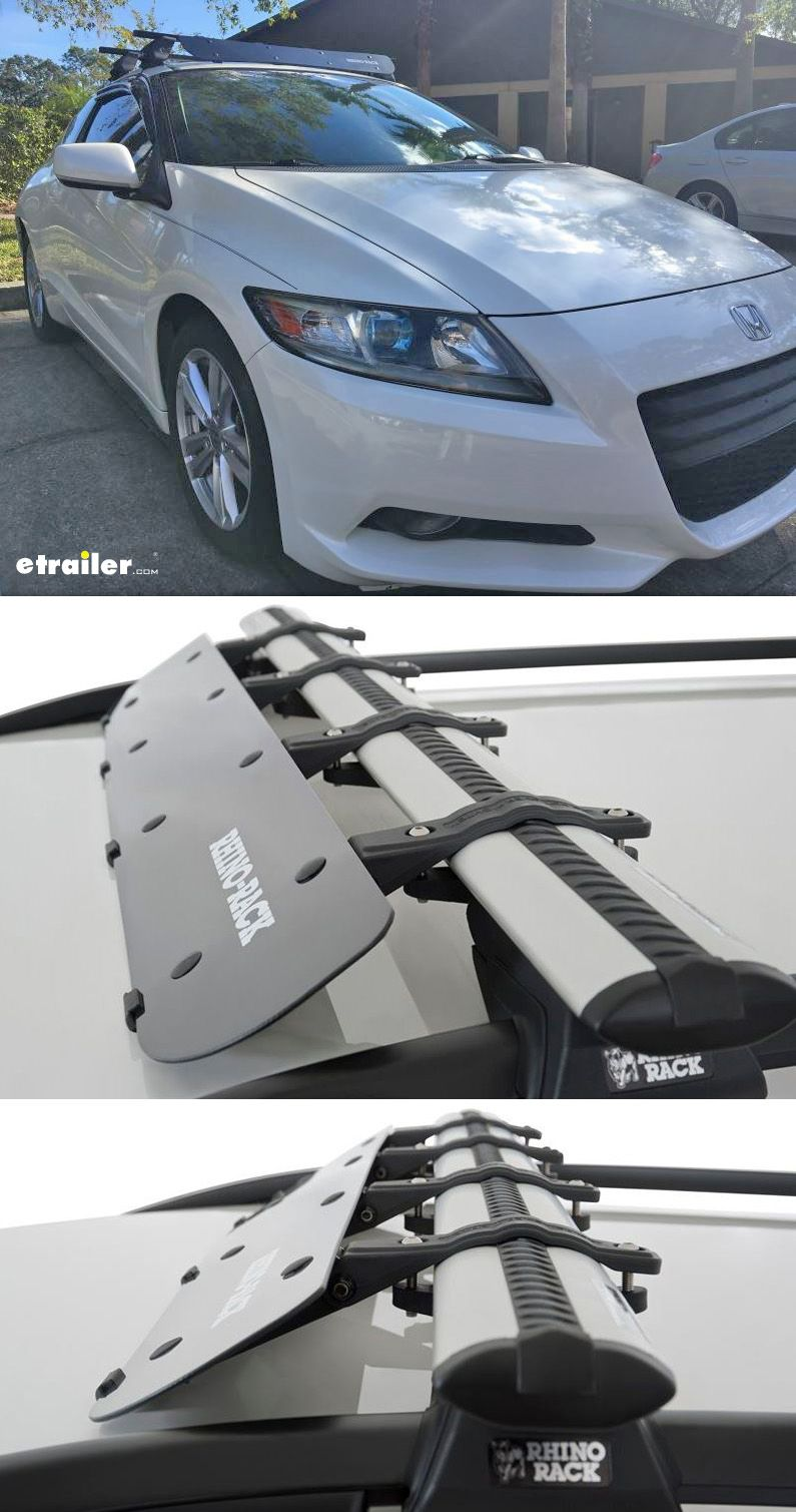 Rhino Rack Fairing For Roof Racks 38 Long Rhino Rack Accessories And Parts Rrrf2 Cool Truck Accessories Roof Rack Roof