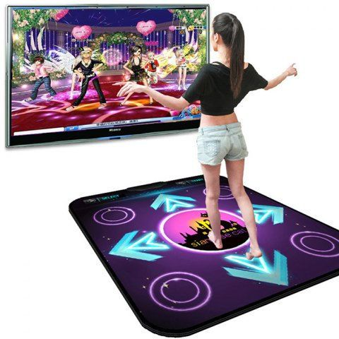 Non Slip Dancing Pad Dance Mat Equipment For Pc With Usb Dance Usb Pc Computer
