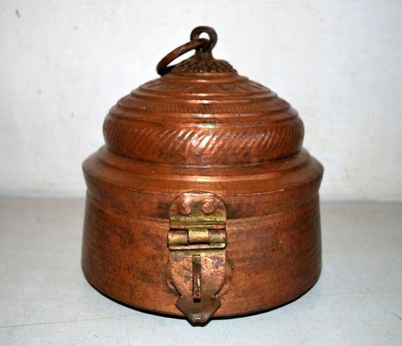 Bread chapati storage box 1800s antique old islamic