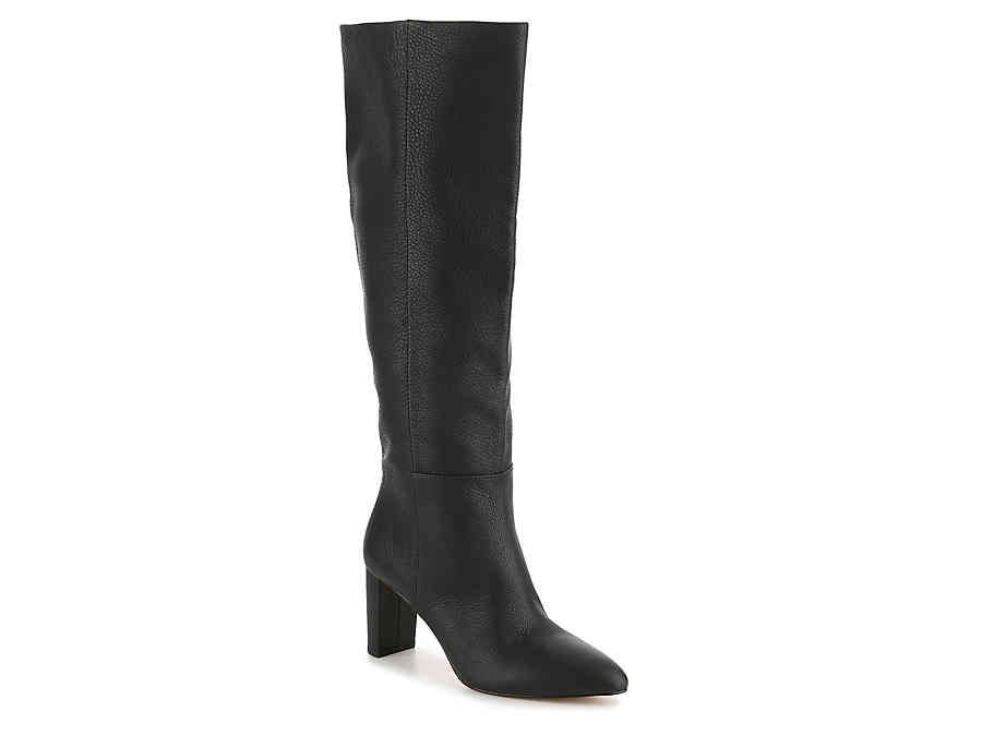 Boots, Womens knee high boots, Black boots