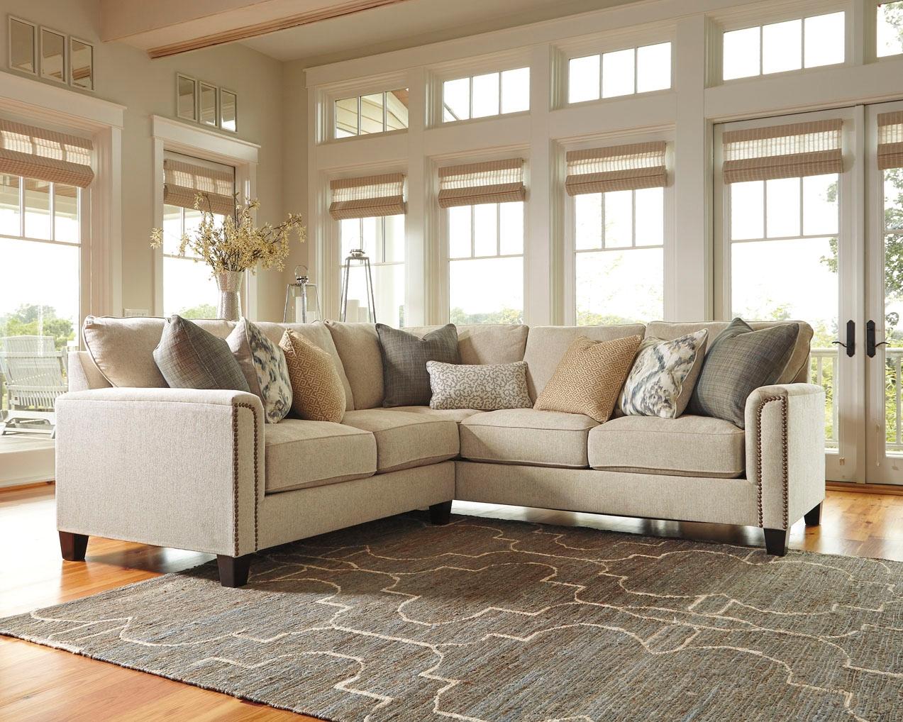 Kieman Sectional Sofa: Kieman 2-Piece Sectional