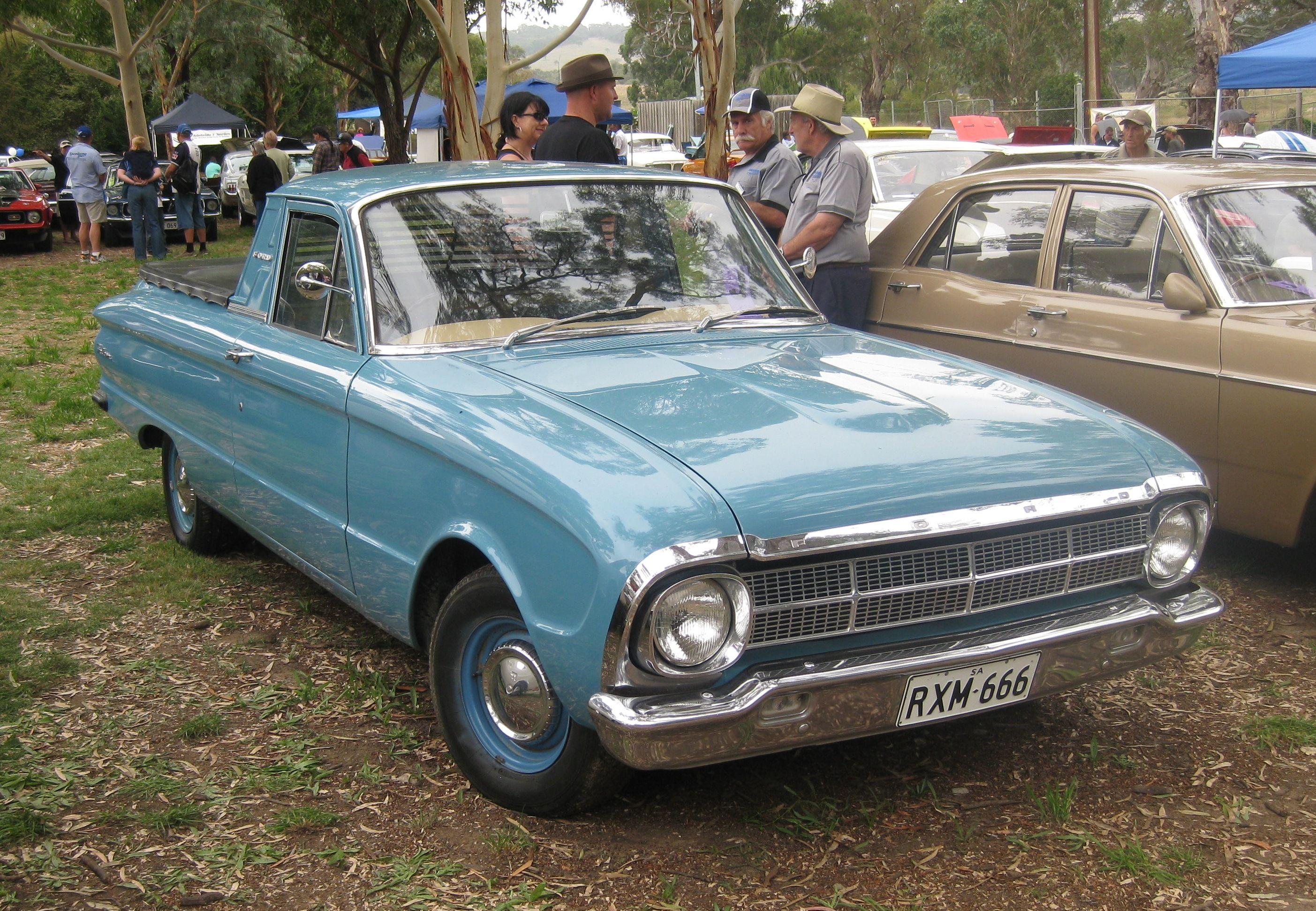 Ford Falcon Xl Ute Images 7 From 10 Ford Falcon Ford Falcon Australia Australian Cars