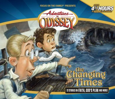 Adventures in Odyssey ® #22: The Changing Times  Adventures in odyssey, Odyssey, Adventure