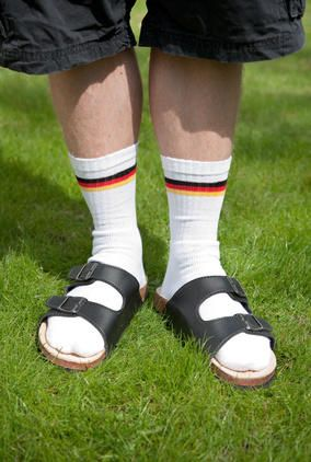 Just say no! | German, The other guys, Birkenstock