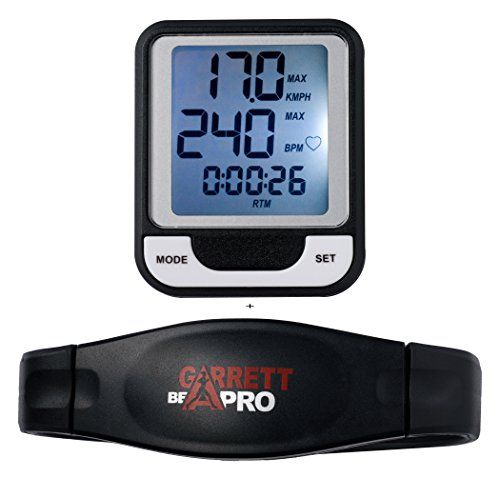 Cycling Computers Garret Pro Best Wireless Bike Bicycle Computer