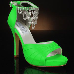 Guadalupe 779 By Liz Rene Lime Green Wedding Shoesreleaselime