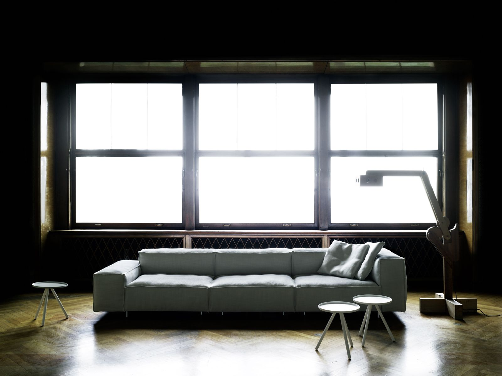 Focus On Furniture Sofa Bed Neowall Design Piero Lissoni Bolle Design Nathan Yong