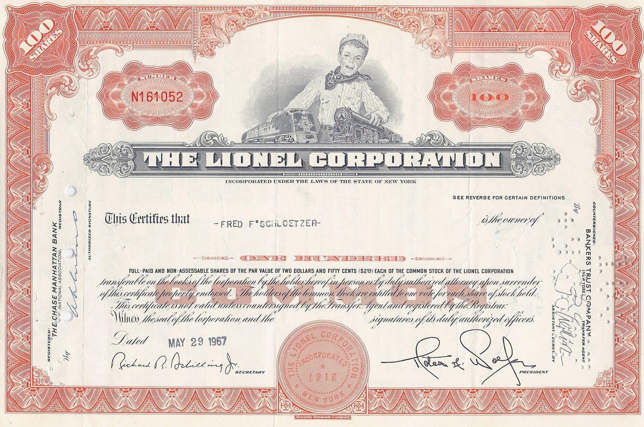 Bankers Trust New York Corporation Stock Certificate
