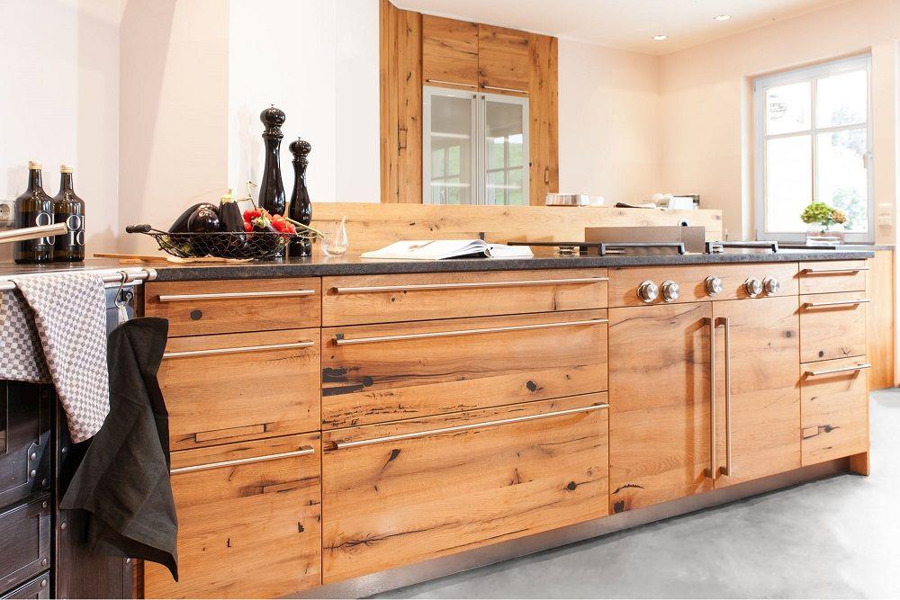 Küche aus Altholz, gefertigt in Rosenheim, Bayern küchen Pinterest - küchen aus altholz