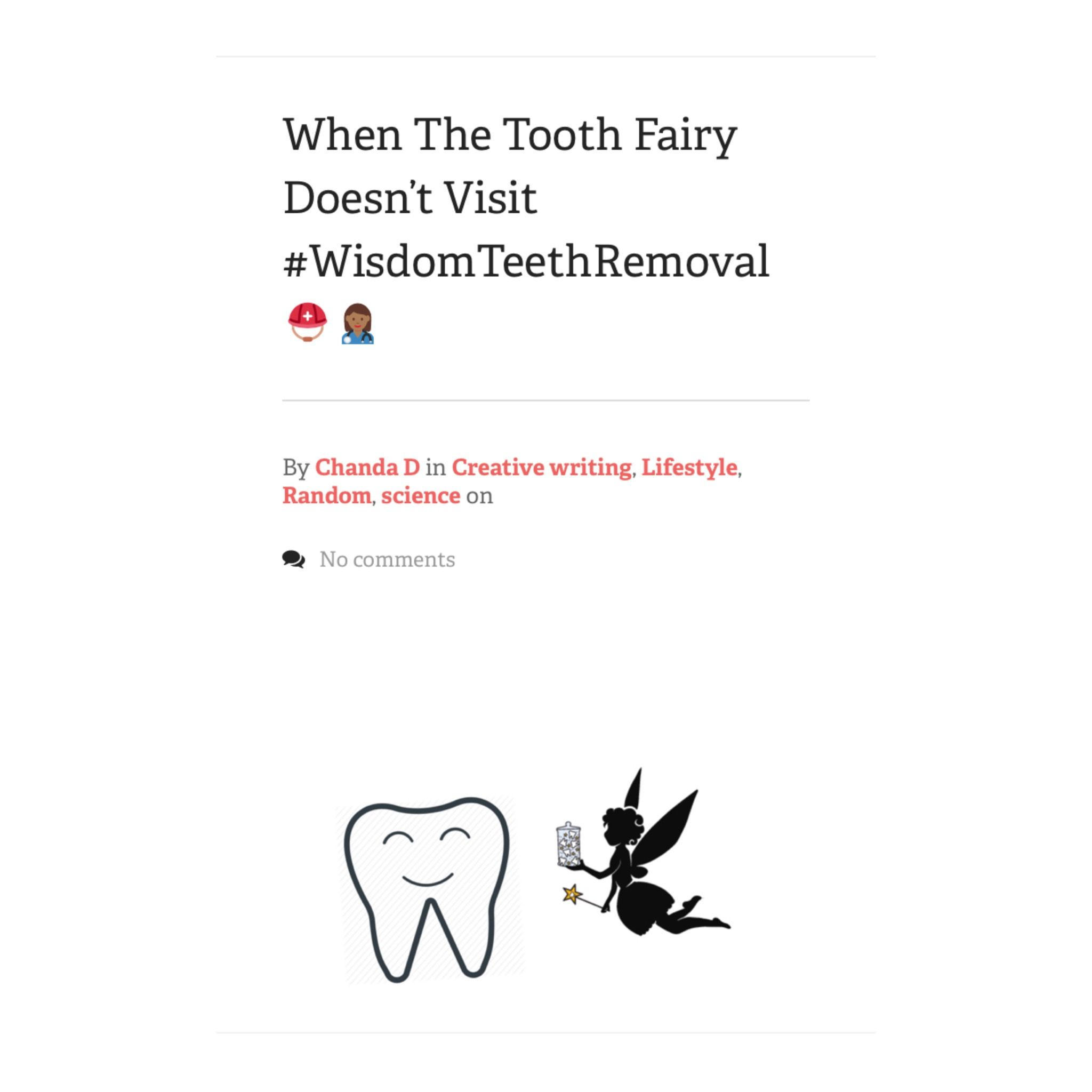Read this post on Dental Care & the NHS subject topic