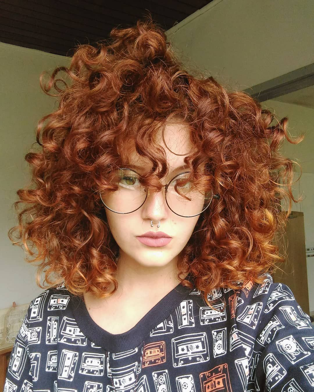 22 Curly Short Hairstyles You Will Absolutely Love Short Red Hair Red Curly Hair Short Curly Hair