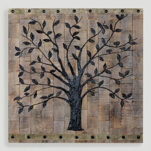 One of my favorite discoveries at worldmarket com tree of life wall decor
