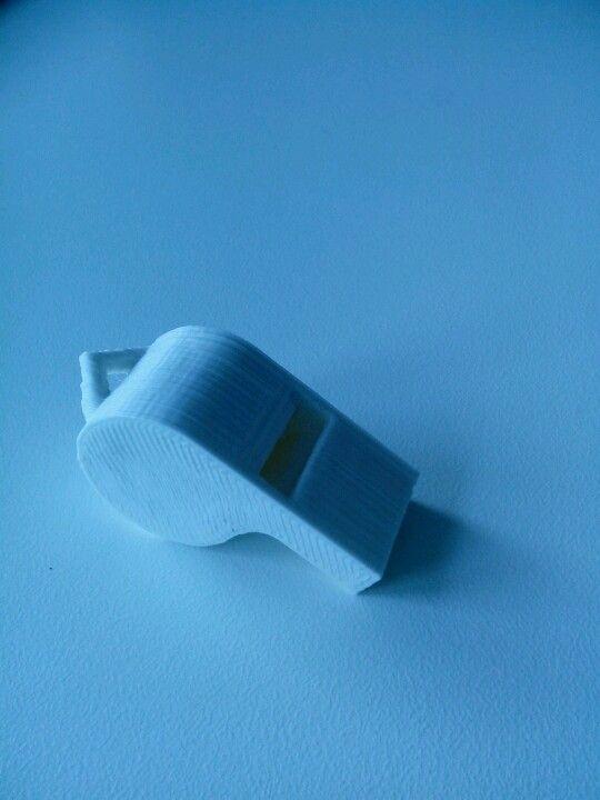 3D printed  Fluitje