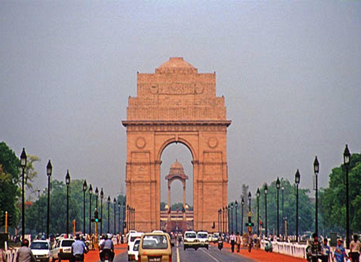 Portal de la India Nueva Deli