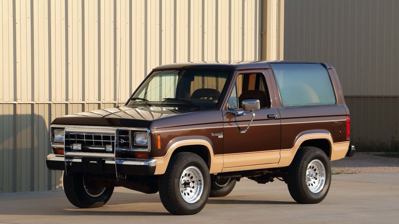 Almost Classic 1984 1990 Ford Bronco Ii Hagerty Media In 2020 Ford Bronco Ii Bronco Ii Ford Bronco