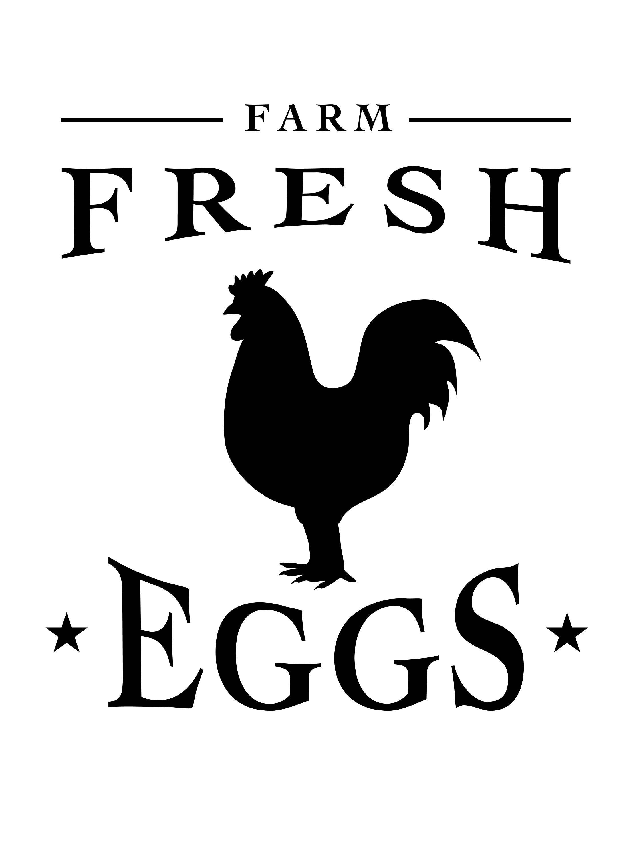 Farm Fresh Eggs Diy Adhesive Stencil Http Etsy Me 2gjjske Supplies Metalworking Diyadhesivestencil Palletsign Farm Fresh Eggs Sign Farm Fresh Eggs Farm