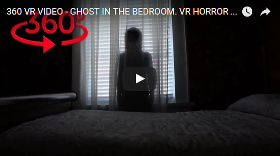 360 Vr Video Ghost In The Bedroom Vr Horror Movie 4k All Youtube Popular Videos Horror Movies Horror Horror Themes