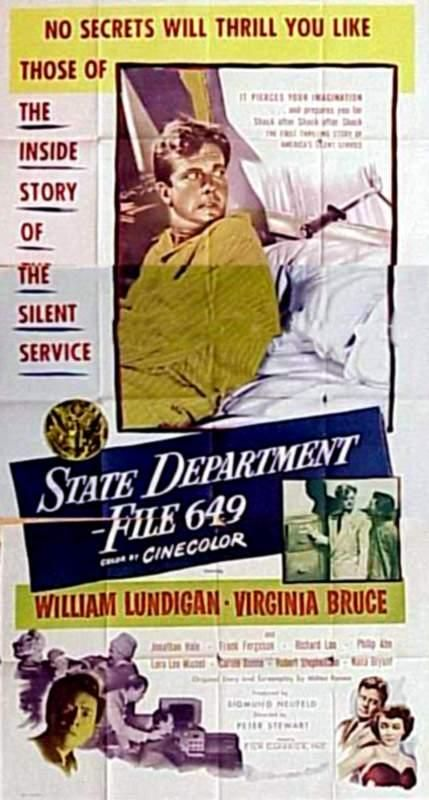 Watch State Department: File 649 Full-Movie Streaming