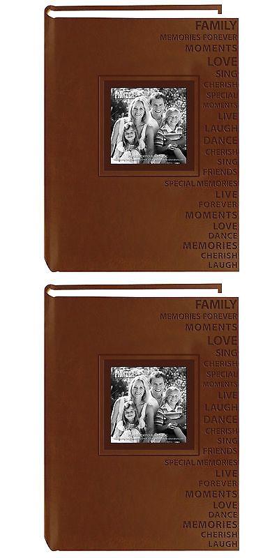 Photo Organizers 146399 Pioneer Photo Albums Embossed Words