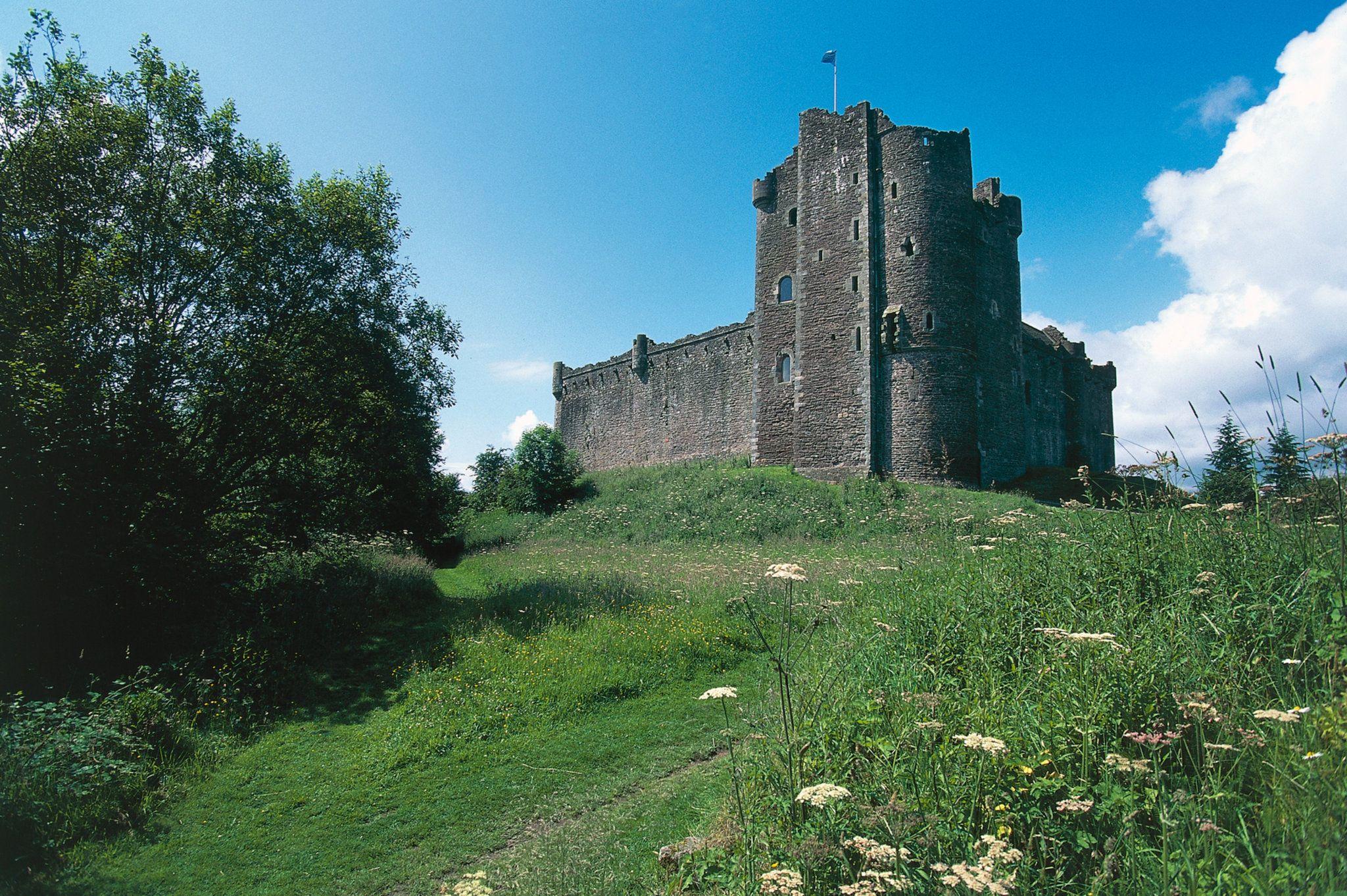 Exploring scotlands past and present scotland castles