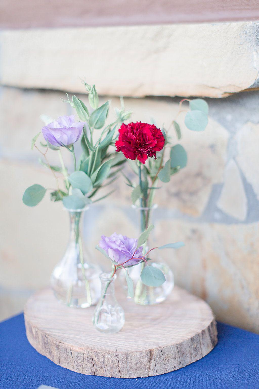 simple, DIY wedding centerpiece | simple wedding decor | DIY wedding ...