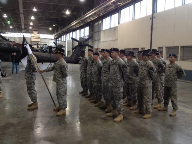 Air Cav Attack Line Company Formation Attack Air Company