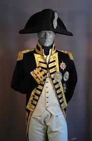British navy uniform