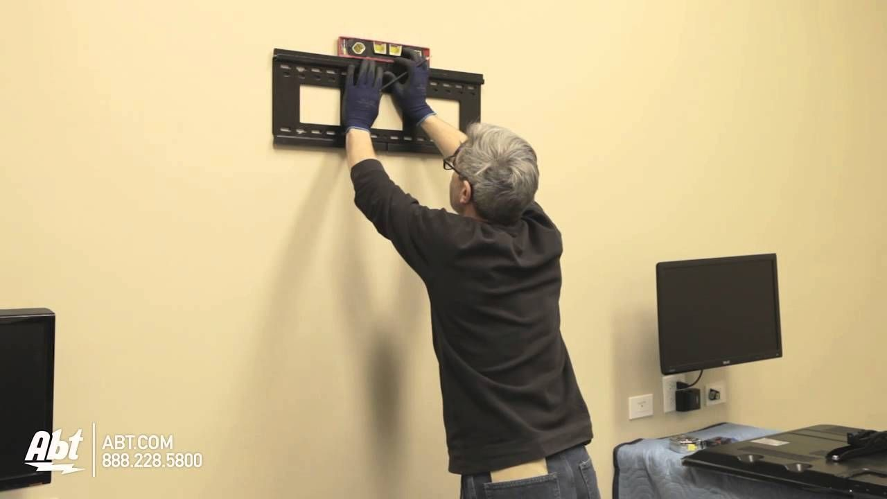 Mount A Tv On The Wall With Metal Studs | http://bottomunion.com ...