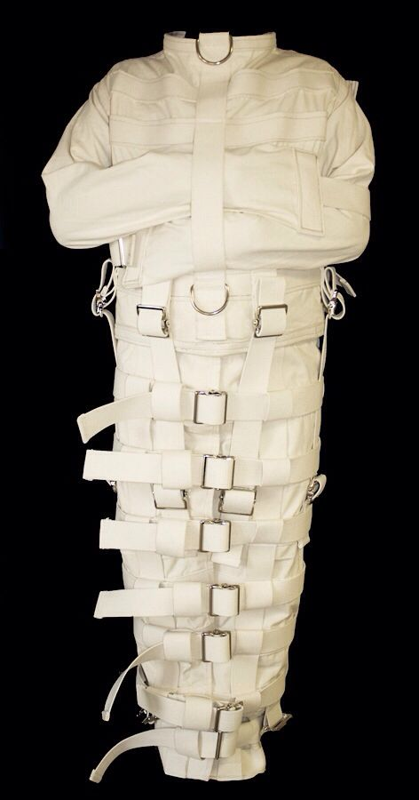 This is a full body straitjacket. | My Mom | Pinterest ...